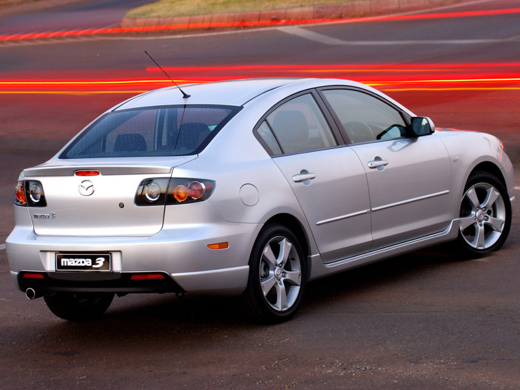 Mazda 3 Aut