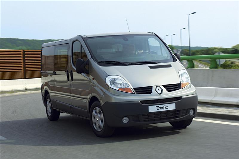 Renault Trafic (1+8)